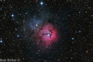 Trifid Nebula final