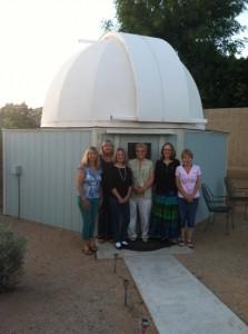 NAPW Mesa Local Chapter Plynn Gutman, Patti Oskvarek, Joanne Gartner, Joan Sacramento, Janet Pogue and Brenda Hillyer