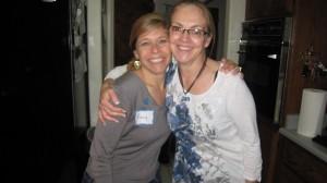 Amy Hummel, Sr. Dir of Autism Speaks and Janet Pogue